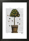 Lemon Tree Prints by  Fab Funky