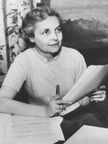 Laura Capon Fermi Was the Jewish Wife of Italian Nuclear Physicist Enrico Fermi Photo