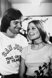 Bruce and Chrystie Jenner During Filming of ABC Sports Special Photo