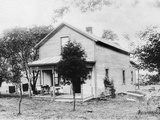President Warren Harding's Birthplace in Blooming Grove, Ohio Photo