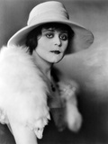 Theda Bara, Ca. Early 1920s Photo