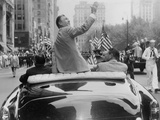 Ben Hogan Honored in a Ticker-Tape Parade in New York City Photo