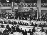 President Eisenhower Speaks at the B'Nai B'Rith Dinner on Nov Photo