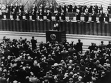 22nd Communist Party Congress in Moscow, Oct. 17, 1961 Photo