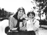 Olympic Gold Medal Winners Bruce Jenner and Dorothy Hamill in April 1978 Photo