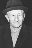 Carlo Gambino Mafia 'Boss of All Bosses' in New York, Ca. 1972 Photo
