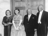 State Dinner for Soviet Leader at the White House Photo