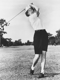Gloria Fecht, Former Ice Follies Skater Became a Noted Golfer in the 1950s and 1960s Photo