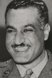 Gamal Abdel Nasser, President of Egypt in 1956 Photo