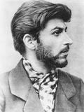 Josef Stalin as a Young Revolutionary Foto