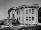 Yonkers Public Library, Ca. 1980 Photo