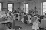 Women in the Work Room of the Western Dress Factory Photo