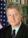 President Bill Clinton, January 1993 Photo
