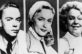 Three Portraits of Transsexual Christine Jorgensen Photo