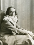 Anna Pavlova, Prima Ballerina of the Imperial Theatre in St Petersburg Photo