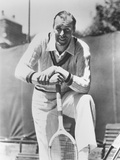 Bill Tilden, Former Tennis Champion, Ca. 1940 Photo
