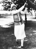 Golfer Opal Hill Won the Trans-Mississippi Women's Golf Championship 3 Times Photo