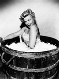 Bait, Cleo Moore, 1954 Photo