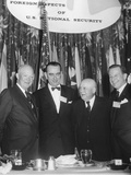 President Eisenhower at the Conference on Foreign Aspects of U.S. Photo