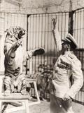 Capt. Roman Proske, an Animal Trainer Born in Vienna in 1898 Photo