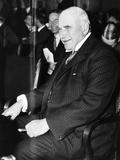 J.P. Morgan Jr. before the Nye Committee, Jan. 7, 1936 Photo