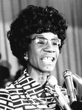 Shirley Chisholm Announces Her Candidacy for the Democratic Presidential Nomination Photo
