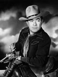 Johnny Mack Brown, Ca. 1940s Photo