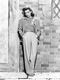 Lilli Palmer, Ca. Late 1940s Photo