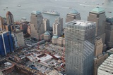 World Trade Center Ground Zero Site under Reconstruction Photo