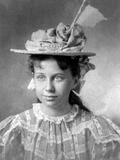 Young Bess Wallace, the Future First Lady, Bess Truman Photo