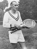 Bill Tilden, Former Tennis Champion, Ca. 1951 Photo