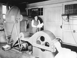 Frank H. Watson of Jonesboro, Arkansas, Invented a Revolutionary Cotton Gin Photo