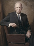 Former President Dwight Eisenhower Photo