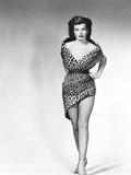 Corinne Calvet, Ca. 1951 Photo