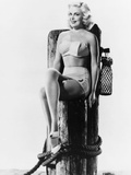 Cleo Moore, Mid 1950s Photo