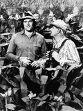 Olympic Champion Turned Entertainer, Bruce Jenner Appears on 'Hee Haw' Photo