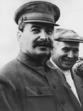Soviet Russian Leader Joseph Stalin in 1938 Photo