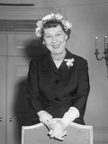 First Lady Mamie Eisenhower Photo