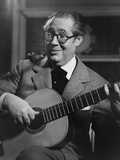 Andres Segovia, Spanish Classical Guitarist Photo