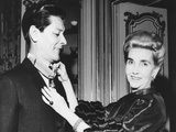 Barbara Hutton with Her 7th Husband, Prince Pierre Raymond Doan Vinh Na Champassak Photo