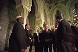 President George W. Bush Talks with Islamic Community Leaders Photo