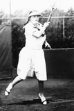 Helen Wills, Champion Tennis Player in 1921 Photo