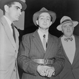 Harry Gold under Arrest for Spying in 1950 Photo