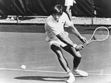 Charles Pasarell, Jr. Puerto Rican Tennis Player, in April 1975 Photo