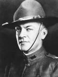 General Hugh Johnson in His World War 1 Brigadier General's Uniform Photo