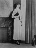Eleanor Roosevelt, on Inauguration Day 1933 Photo