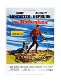 The Unforgiven Giclee Print