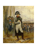 Full Length Portrait of Napoleon I Giclee Print by Edouard Detaille