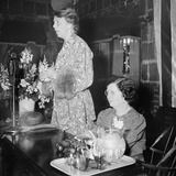Eleanor Roosevelt Speaking in Washington, D.C., 1936 Photo