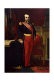 Portrait of Napoleon Iii, 1862 Giclee Print by Hippolyte Flandrin